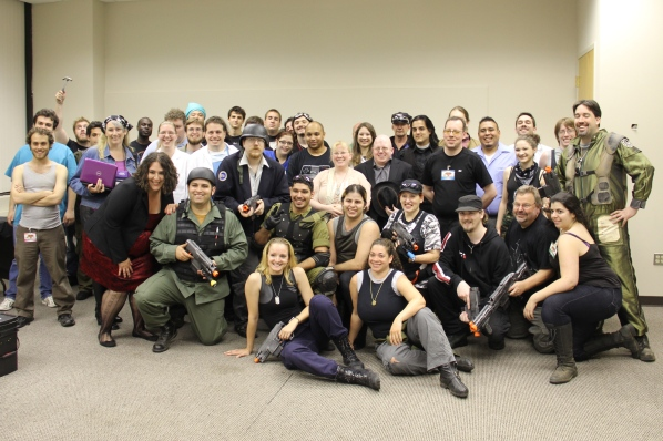 Players of 'Tales of the Rising Star' - DexCon 2013