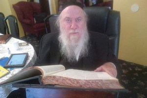 Rabbi Epstein - Photo credit: The 5 Towns Jewish Times