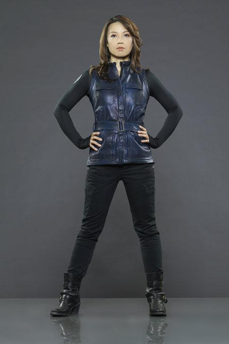 Shield Agents Costume Costume Off of Agent May's