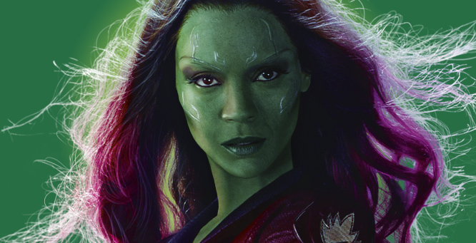 Gamora May Be The Strongest Woman In the (Marvel Movie ...