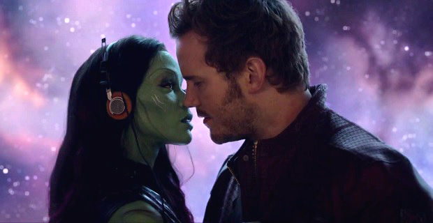 starlord and gamora relationship trust