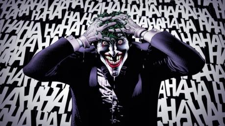 The Joker Wallpaper from The Killing Joke
