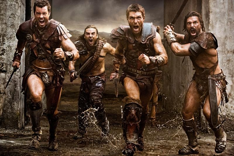 Spartacus; Episode